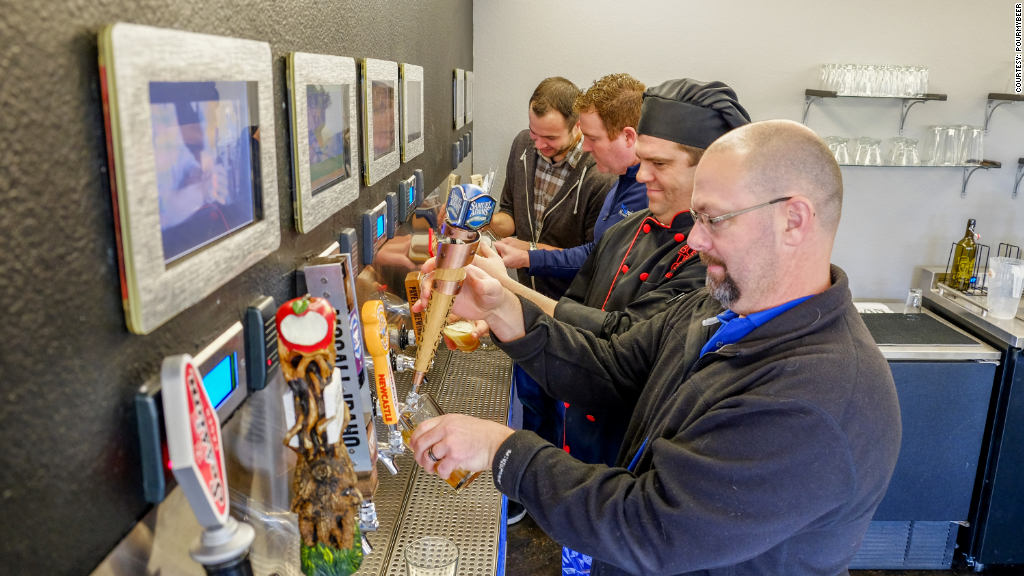 Self Service Beer Taps Coming Your Way