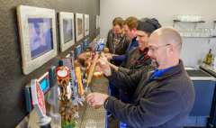 Self-service beer taps coming your way