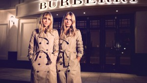 Burberry sales clipped by Hong Kong protests