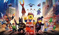 'Everything is awesome' for Lego