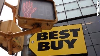 Best Buy holiday sales