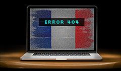 19,000 French websites under attack