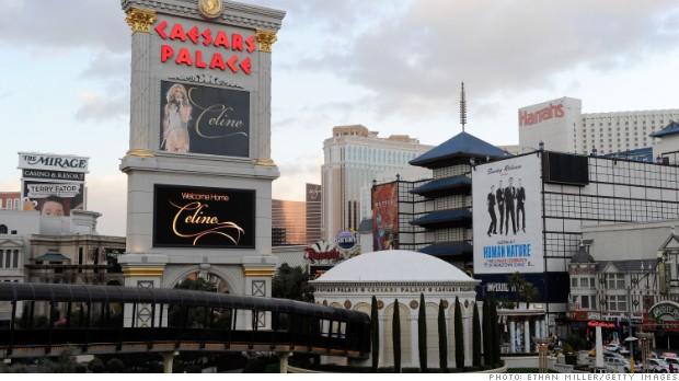 Caesars Entertainment unit files for bankruptcy - Jan. 15 ...