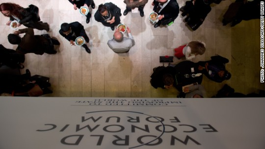 Davos should get real or close shop