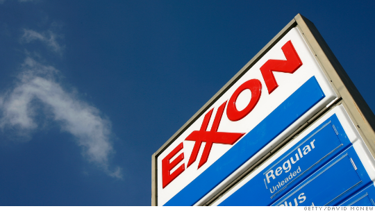 Oil giant Exxon profits crash 59% to 17-year lows