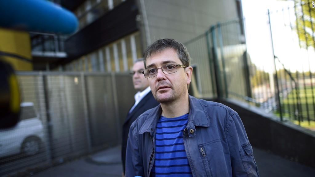 Charlie Hebdo co-founder criticizes slain editor