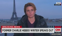 The case for showing Charlie Hedbo cover