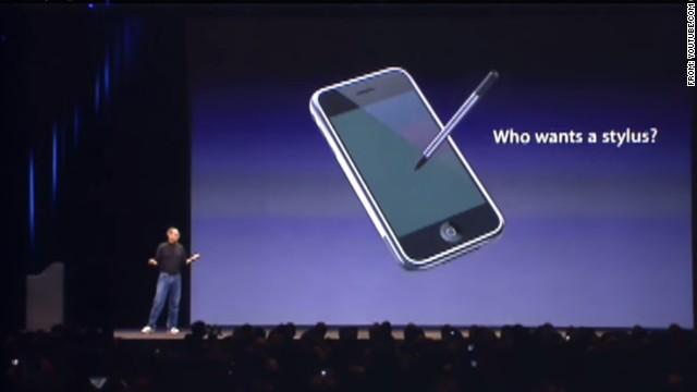 5 cosas que Steve Jobs dijo que Apple nunca haría… y que Apple está haciendo