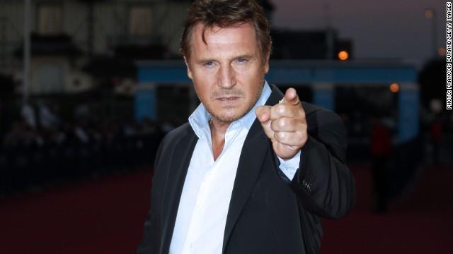 Fabricante de armas busca boicotear la película de Liam Neeson