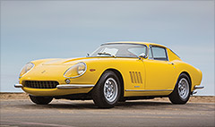 Cars that sold for millions at the Scottsdale auctions