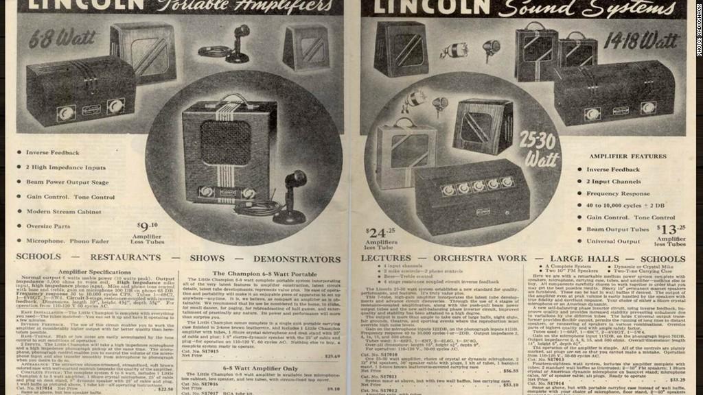 radioshack 1941