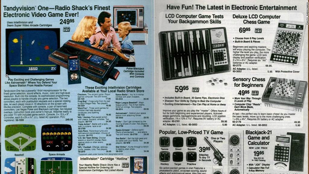 radioshack 1983