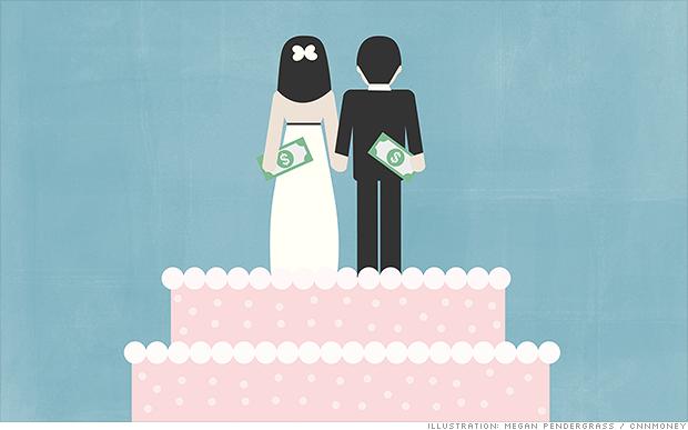 Muchos cónyuges se engañan... financieramente