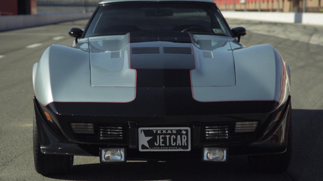 jet corvette