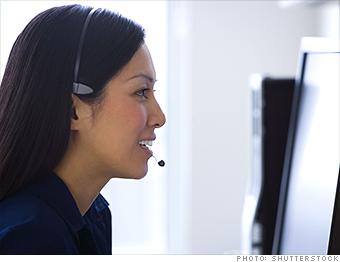 customer service dir 2015 best jobs in america cnnmoney