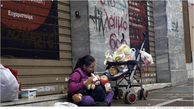 Greek elections: Faces of austerity