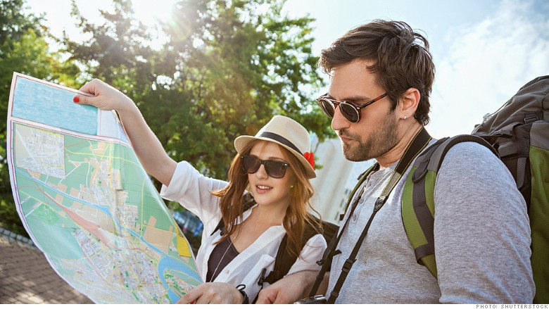 signs you are a tourist travel