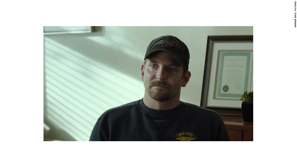 Why audiences, veterans like 'American Sniper'