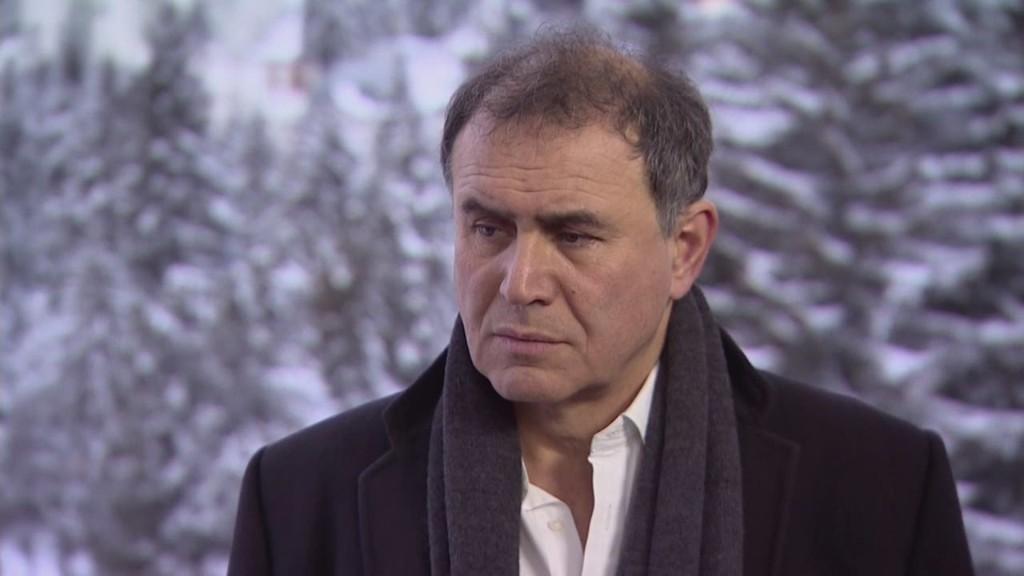 Roubini: QE not enough for Eurozone