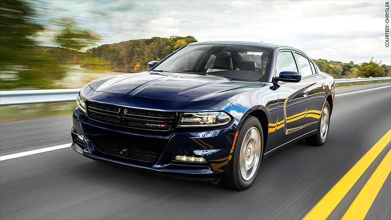 best resale value 2015 dodge charger