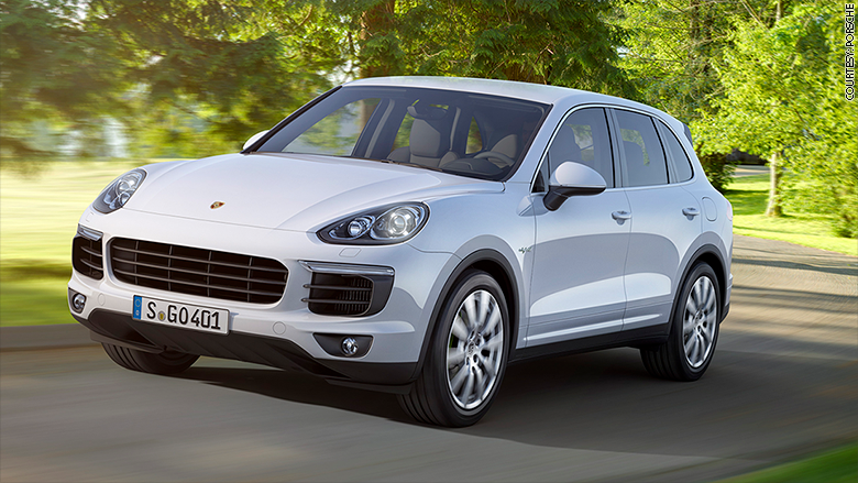 best resale value 2015 porsche cayenne s e hybrid