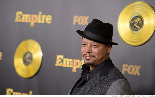 African-Americans propel prime time TV hits like 'Empire'