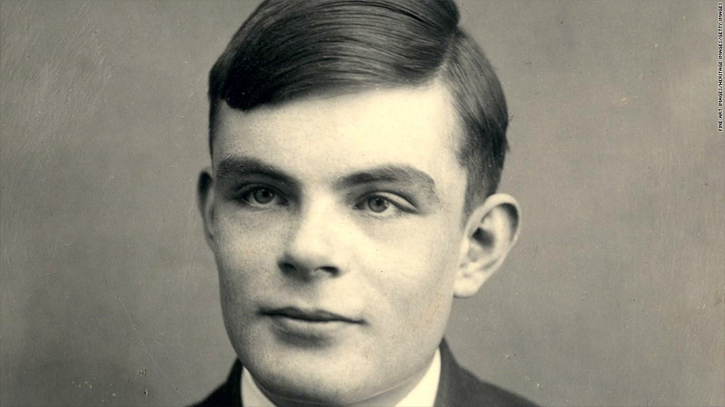 Turing manuscript going up for auction