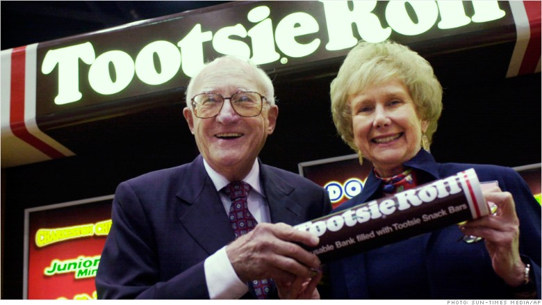 tootsie roll ceo