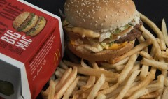 $7.54 for a Big Mac? Only in Switzerland