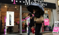 T-Mobile rejects 50% for bad credit