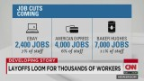 Oil giant, U.S. Steel and eBay slash jobs