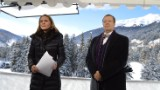 Davos: Behind the scenes at the glitzy event