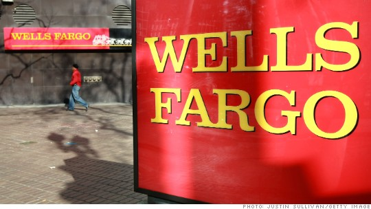 Wells Fargo charged with opening fake accounts