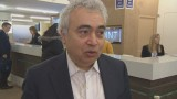 Fatih Birol on oil after death of Saudi's king