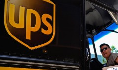 UPS delivers bad news. Stock tumbles 10%