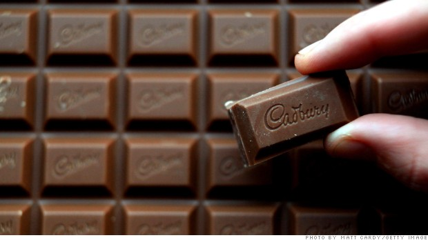 Hershey lawsuit angers fans of British chocolate in U.S.