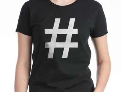 hashtag tshirt