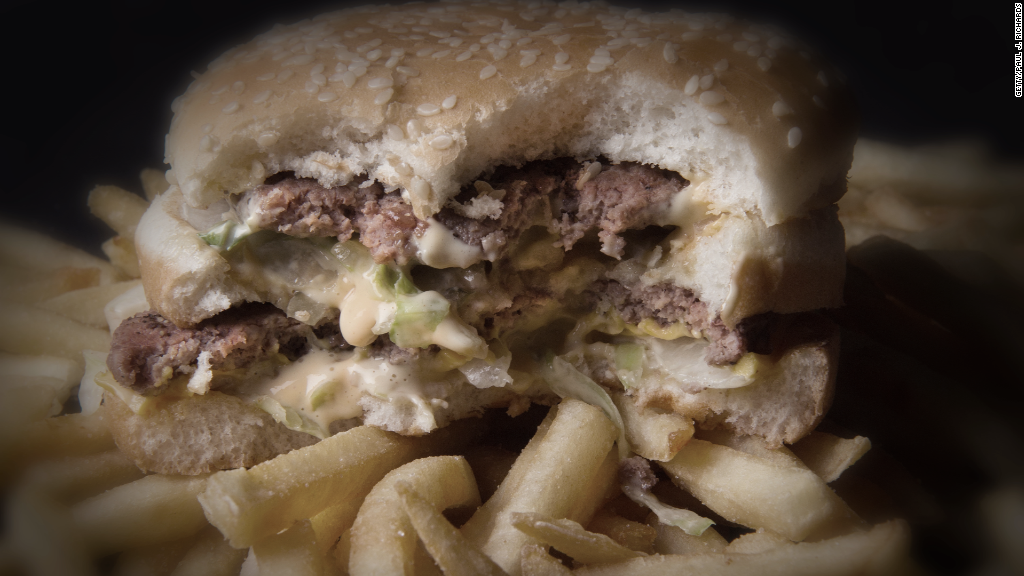 McDonald's earnings: Financial pink slime