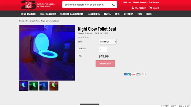 Shark Tank contestant may save SkyMall