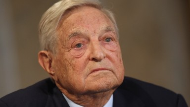 George Soros bet big on gold