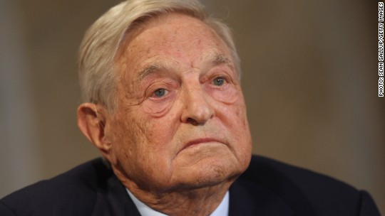 George Soros gives $18B to his foundation