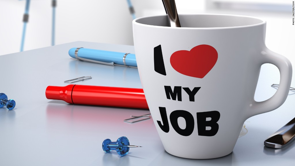 best jobs in america cnnmoney