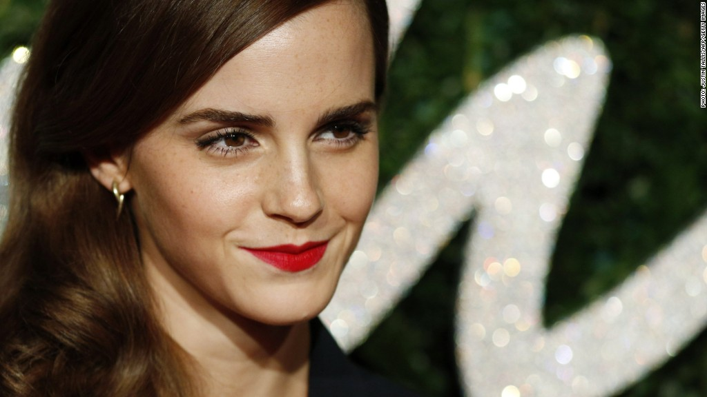 Emma Watson asks CEOs about gender equality in business
