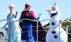 Disney launches 'Frozen' cruise