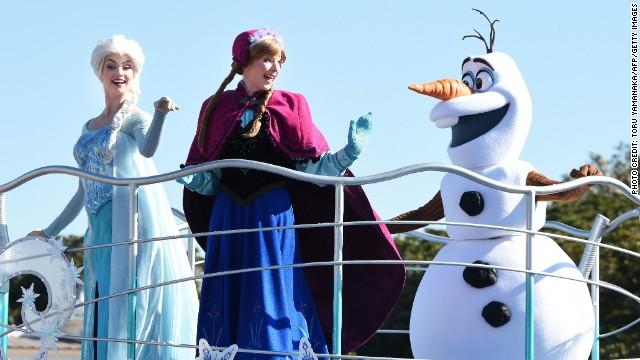 Disney lanza el crucero de 'Frozen'