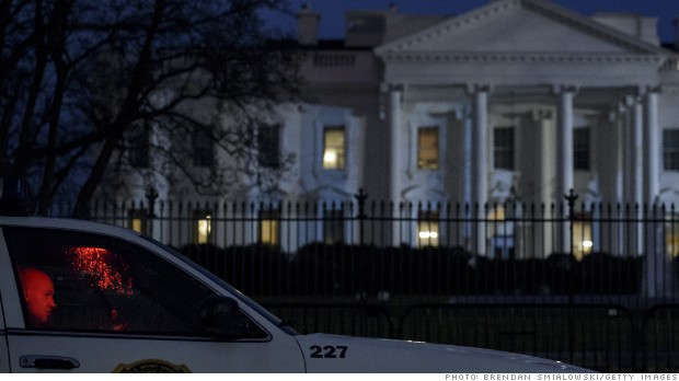 No, you can't fly drones over the White House