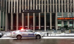 Ex-worker commits suicide outside Fox HQ