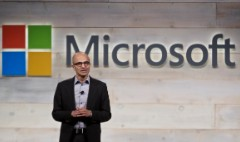 Microsoft sales soar, thanks to its non-Windows products