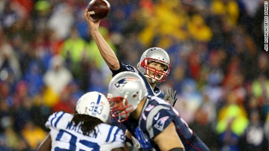 Hottest NFL ticket is for final game of Tom Brady's suspension