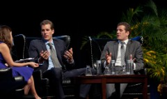 Winklevoss twins: Bitcoin better than gold
